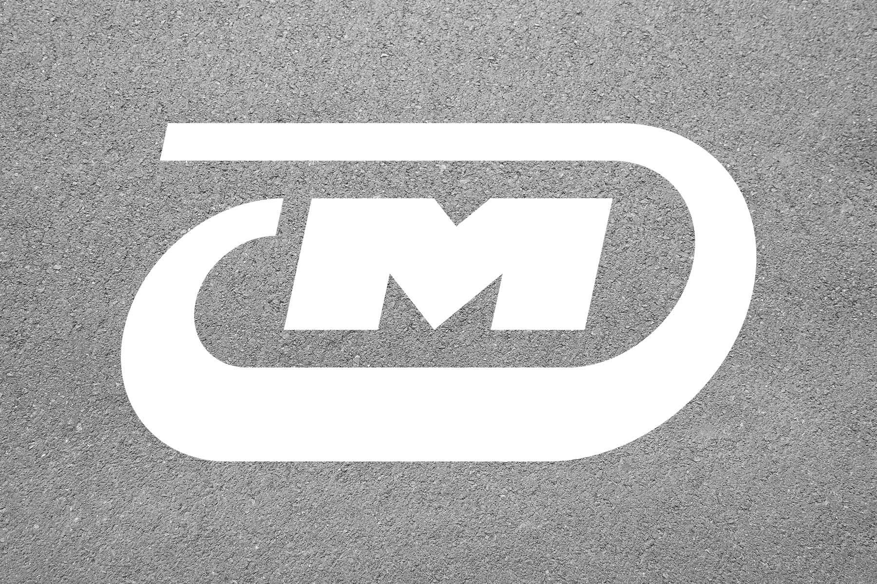 Man sieht das Logo von Meyko, dem Spezialisten für Garten- und Kommunaltechnik. Das